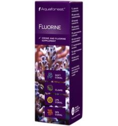 Aquaforest Fluorine 10 мл Концентрированная добавка фтора для морского аквариума