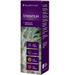 Aquaforest Strontium 10 мл Концентрированная добавка стронция и бария для морского аквариума