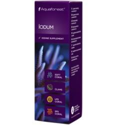 Aquaforest Iodum 10 мл Концентрированная добавка йода для морского аквариума
