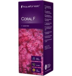 Aquaforest Coral F 150 мл Жидкий корм для всех видов морских кораллов