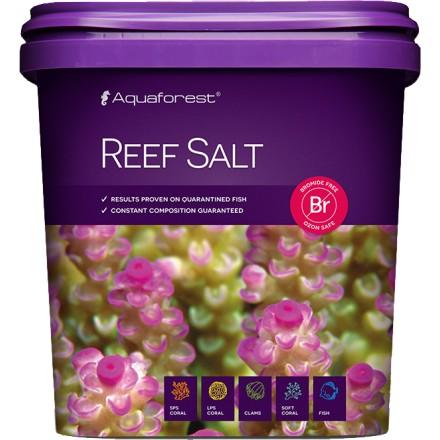 Reef salt 5 кг Морская Рифовая соль Aquaforest