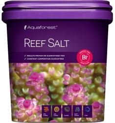 Aquaforest Reef salt 5 кг Морская Рифовая соль