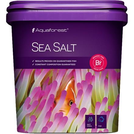 Sea salt 5 кг Морская соль для рыб и мягких кораллов Aquaforest