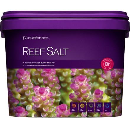 Reef salt 10 кг Морская Рифовая соль Aquaforest