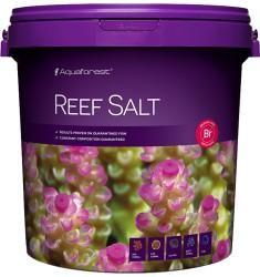 Aquaforest Reef salt 22 кг Морская Рифовая соль