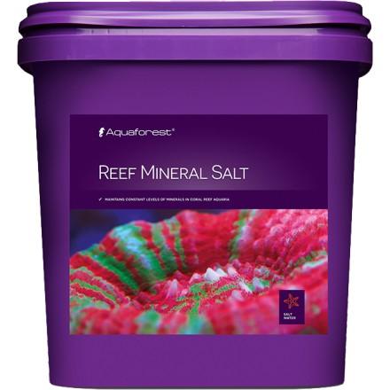 Reef mineral salt 5000 г Рифовая минеральная соль Aquaforest