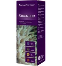 Aquaforest Strontium 50 мл Добавка концентрированного стронция для морского аквариума