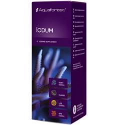 Aquaforest Iodum 50 мл Концентрированная добавка йода для морского аквариума