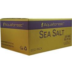 Aquaforest Sea salt 25 кг Морская соль для рыб и мягких кораллов
