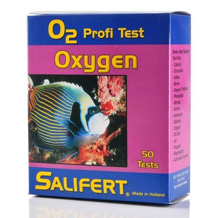 Oxygen Profi Test Профессиональный тест Salifert на кислород (O2)