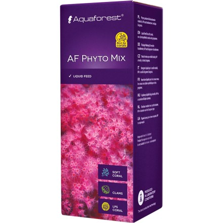 Aquaforest AF Phito Mix 100 мл Жидкий корм для кораллов