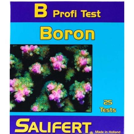 Boron Profi Test Профессиональный тест Salifert на бор (B)