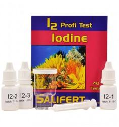 Salifert Iodine Profi Test Профессиональный тест на йод (I2)