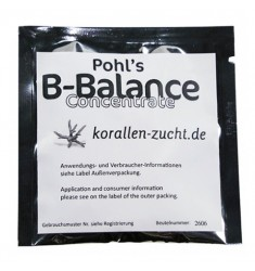 Korallen Zucht Automatic Elements Pohl's B-Balance Concentrate Автоматическое дозирование микроэлементов и минералов 1 шт