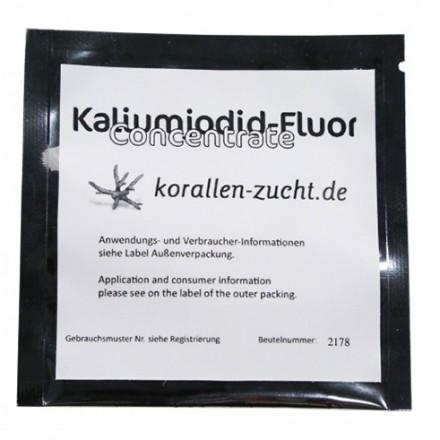 Korallen Zucht Automatic Elements Kaliumjodid-Fluor Concentrate Автоматическая дозация йодида, калия, фтора 1шт
