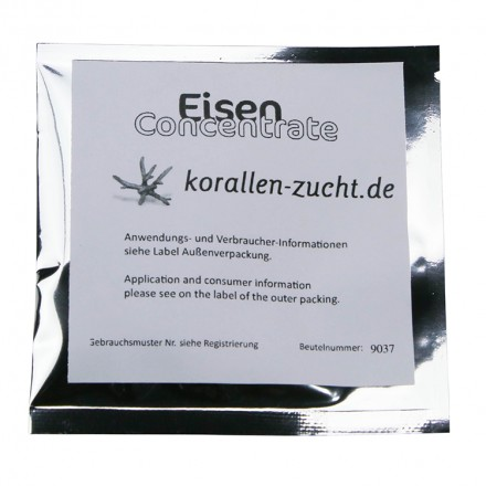 Korallen Zucht Automatic Elements Eisen Concentrate Автоматическое дозирование железа 1 шт