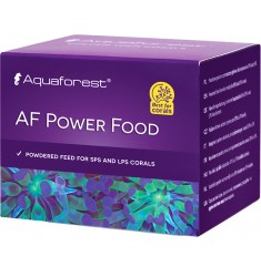 Aquaforest Af Power Food 20 г Корм для жестких кораллов Aquaforest
