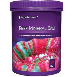 Aquaforest Reef mineral salt 800 г Рифовая минеральная соль для аквариума