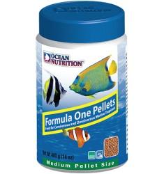 Formula 1 Marine Pellet Medium Корм для морских рыб Ocean Nutrition Гранулы - Формула 1 (Размер M) 400 г