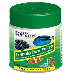 Formula 2 Marine Pellet Small Корм для морских рыб Ocean Nutrition Гранулы - Формула 2 (Размер S) 100 г