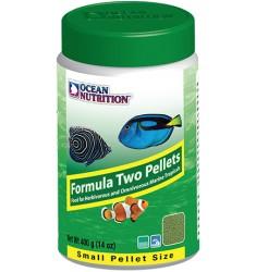 Formula 2 Marine Pellet Small Корм для морских рыб Ocean Nutrition Гранулы - Формула 2 (Размер S) 400 г