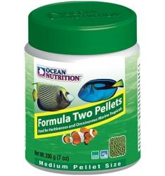 Formula 2 Marine Pellet Medium Корм для морских рыб Ocean Nutrition Гранулы - Формула 2 (Размер M) 200 г