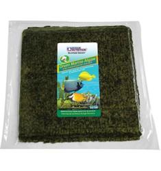 Green Seaweed Зеленые морские водоросли с экстрактом чеснока в пакете Ocean Nutrition 50 листов