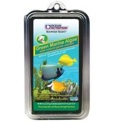 Green Seaweed Зеленые морские водоросли с экстрактом чеснока в пакете Ocean Nutrition 12г