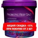 Aquaforest Probiotic reef salt 22 кг Морская Рифовая соль Премиум с пробиотиками